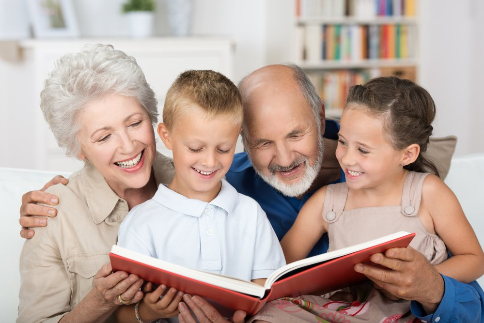 Grandparents Sponsorship Program